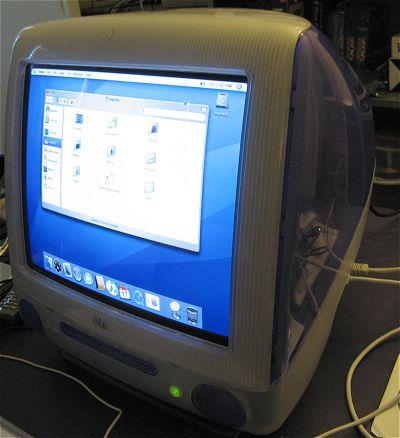 iMac 400 Mhz